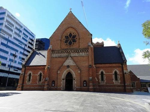 パースの教会