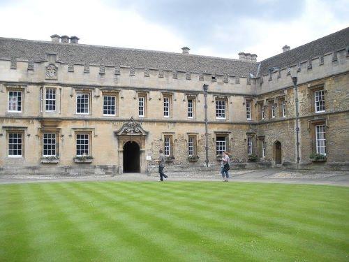 オックスフォードで国際関係を学ぶ